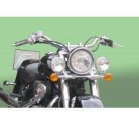 Лайтбар, люстра для мотоцикла (дуга, перекладина) SUZUKI INTRUDER, BOULEVARD