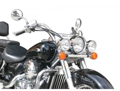 Лайтбар, люстра для мотоцикла (дуга, перекладина) HONDA SHADOW AERO, VT 750