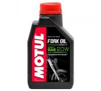 Вилочное масло MOTUL FORK OIL EXP H 20W ( 1 литр )
