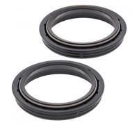 Пыльники All Balls  передней вилки 57-100 для Honda CRF250, CRF250X, CRF450R, Suzuki DRZ400SM и др.