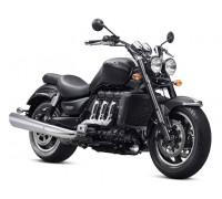 Рамки Klick Fix для кофров для мотоцикла Triumph Rocket III Roadster