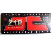Цепь JT приводная для мотоцикла 525Z1R120RL