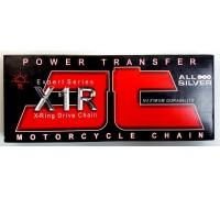 Цепь JT приводная для мотоцикла 530X1RNN118RL NICKEL&NICKEL