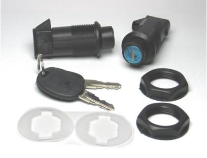 Комплект замков для пластиковых кофров модели RS