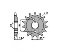 Звезда ведущая 15 зубьев PBR 346 15 (JTF296-15)