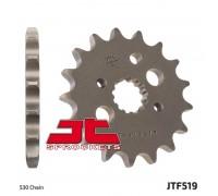 Передняя (ведущая) звезда 17 зубьев JTF519.17