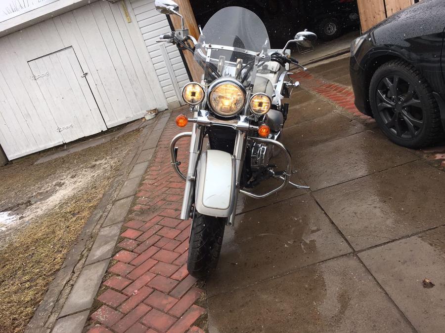 Фара доп света на мотоцикл 0940 хром