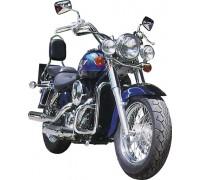 Дуги безопасности SPAAN для мотоцикла Kawasaki VULCAN