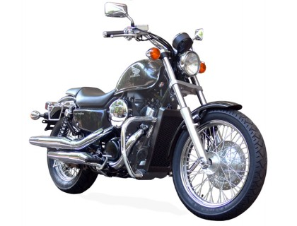 Дуги безопасности SPAAN на мотоцикл HONDA SHADOW, STEED, VT400, VT600, VT750, ACE