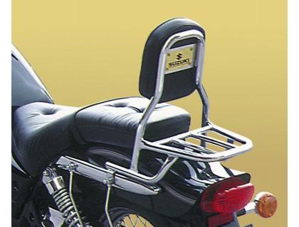Спинка SPAAN с багажником для мотоцикла Suzuki MARAUDER 125-GZ125 / 250-GZ250