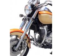 Дуги безопасности SPAAN для мотоцикла DAELIM DAYSTAR 125/VL125, DAYSTAR 125 Fi