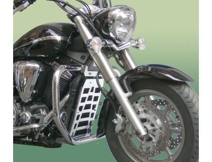 Крышка радиатора для мотоцикла YAMAHA MIDNIGHT XVS1300A, V STAR 1300