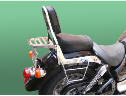Спинка SPAAN с багажником для мотоцикла TRIUMPH America, Bonneville America, Speedmaster