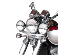 Лайтбар, люстра для мотоцикла (дуга, перекладина) Daelim DAYSTAR