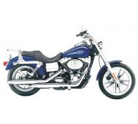 Багажник SPAAN (18 см) для мотоциклов HARLEY DAVIDSON Dyna Glide (2006 - ...)