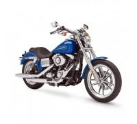 Пассажирская спинка SPAAN с багажником для мотоциклов HARLEY DAVIDSON Dyna Glide (2001 - 2006)