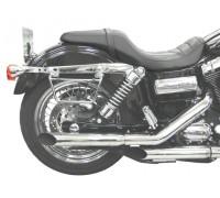 Рамки KlickFix для быстросъемных кофров  на мотоцикл HARLEY DAVIDSON Dyna Glide