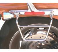 Рамки KlickFix для быстросъемных кофров  на мотоцикл HARLEY DAVIDSON Softail FL (2000 - 2006)
