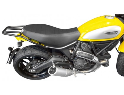 Багажник для мотоцикла TRIUMPH Thruxton, Scrambler, Bonneville, Bonneville T100, Ducati Scrambler