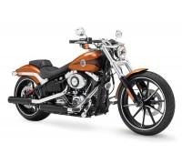 Дуги безопасности SPAAN для мотоцикла HARLEY DAVIDSON SOFTAIL FX