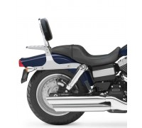 Спинка SPAAN на мотоцикл с багажником HARLEY DAVIDSON Dyna Glide (2006 - ...), арт. 1057