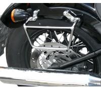 Рамки KlickFix для быстросъемных кофров  на мотоцикл HARLEY DAVIDSON Softail Slim, Blackline