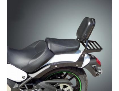 Спинка SPAAN пассажирская с багажником для мотоцикла KAWASAKI VULCAN S 650