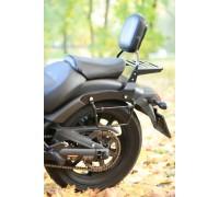 Рамки SPAAN для быстросъемных кофров Klick Fix для мотоцикла KAWASAKI VULCAN S 650 с установленной спинкой или багажником