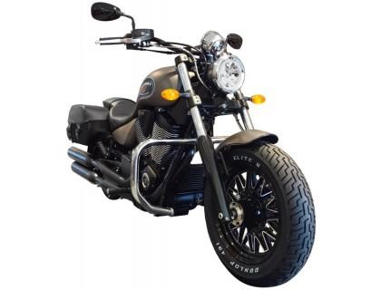 Черные защитные дуги для мотоциклов VICTORY Gunner, Kingpin, Vegas, Hammer, Jackpot, Judge