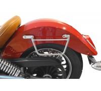 Рамки SPAAN для быстросъемных кофров с системой Klick Fix на мотоцикл INDIAN Scout / Scout Sixty