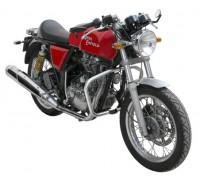 Хромированные защитные дуги для мотоцикла Royal Enfield Continental GT535