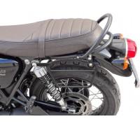 Хромированные рамки для быстросъемных кофров KlickFix для мотоцикла Triumph T120, T120black