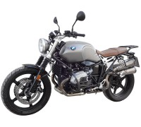 Защитные дуги черного цвета для мотоцикла BMW R Nine T (R9T)