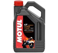 Моторное масло Motul 4T 7100 10W-40 4L