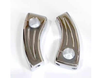 Стойки руля 13 см для мотоцикла с диаметром руля 25 мм