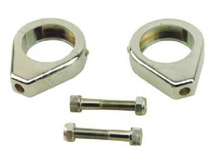 Универсальные хомуты крепления для диаметра 39 мм