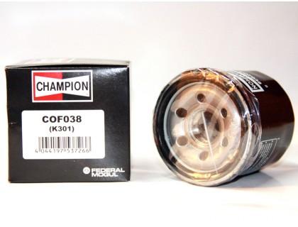 Фильтр масляный CHAMPION COF038