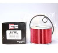 Фильтр масляный CHAMPION COF301 (X303-X315)
