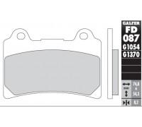 Колодки тормозные для мотоцикла YAMAHA ROYAL STAR, FJ, FZ, FZR, SRX, TDM, TDR, XVZ, XZV