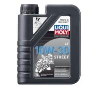 Моторное масло LIQUI MOLY Racing 4T 10W30 1L