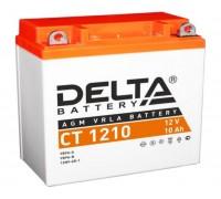 Аккумулятор Delta CT 1210, 12В, 10Ач