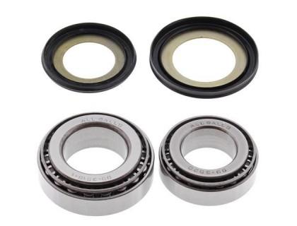 Комплект подшипников и пыльников рулевой колонки All Balls 22-1020 для Honda VT600C Shadow, VF750C Magna, VT750C2 Shadow ACE и др.