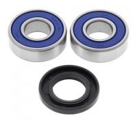 Комплект подшипников All Balls для переднего колеса 25-1038 для Honda XR200R, Yamaha DT125, TW200 Trailway, XT600 и др.