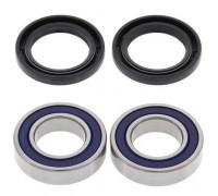 Комплект подшипников All Balls для переднего колеса 25-1079 для Kawasaki KX250F, KLX450R, Suzuki RM250, DR-Z400S и др.