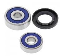 Комплект подшипников All Balls переднего колеса 25-1165 для Kawasaki KLX110, KLX110L, KX60, Suzuki DRZ110 и др.