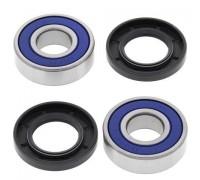 Комплект подшипников All Balls для переднего колеса 25-1210 для Suzuki VL800 Intruder, C50 Boulevard, M50 Boulevard и др.