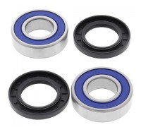 Комплект подшипников All Balls для переднего колеса 25-1276 для Suzuki C109R Boulevard, M109R Boulevard, VLR1800 Intruder и др.