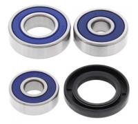 Комплект подшипников All Balls 25-1400 заднего колеса для мотоциклов Kawasaki KLX110, KLX110L, Suzuki DRZ110