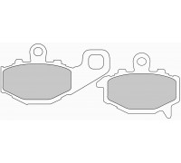 Комплект тормозных колодок FERODO FDB2012P