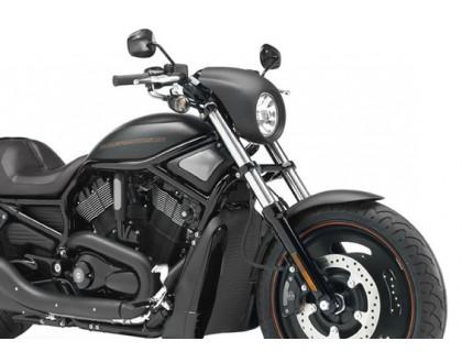 Обтекатель головной фары (черный, матовый) для мотоцикла V-ROD, NIGHT ROD, SPORTSTER